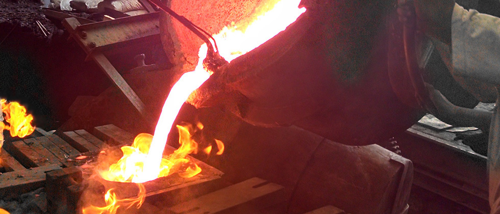 Metal casting - Fundiciones